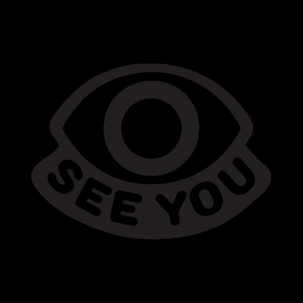 Стикер за кола - See You