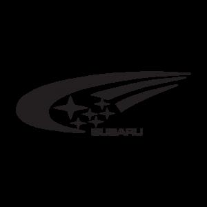 Стикер за кола Subaru