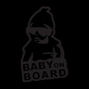 Стикер за кола Baby on Board
