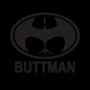 Стикер за кола - Buttman