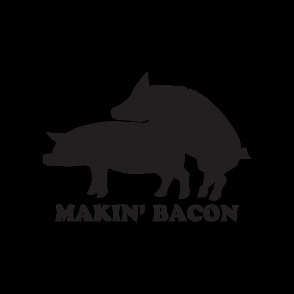Стикер за кола Makin Bacon