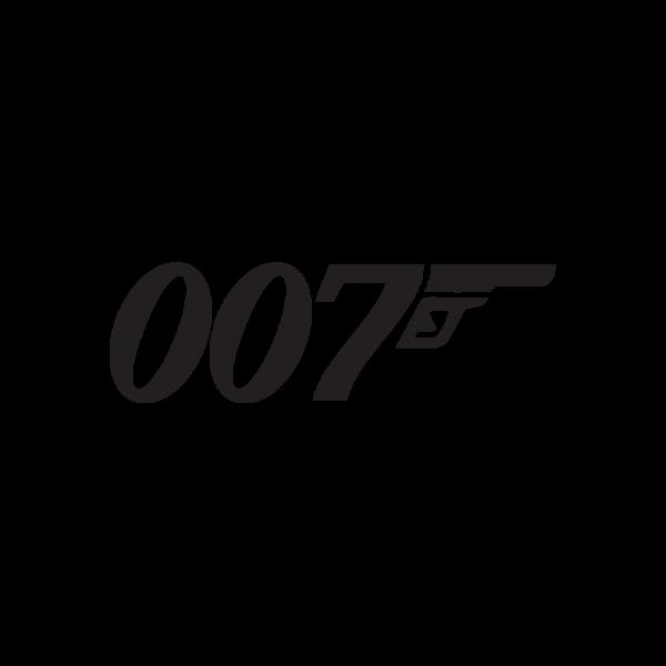 Стикер за кола - Агент 007