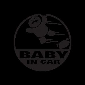 Стикер за кола Baby in Car 07