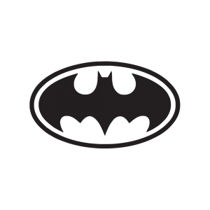 Стикер за кола - Batman Logo