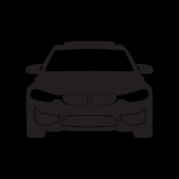 Стикер за кола - BMW