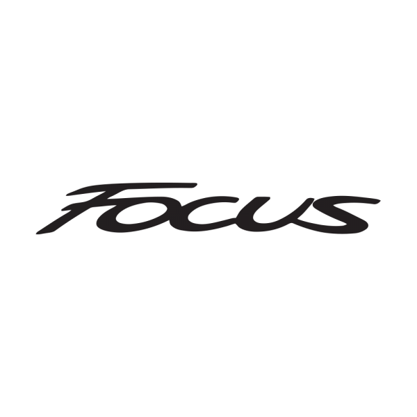 Стикер за кола Focus