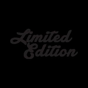 Стикер за кола - Limited Edition