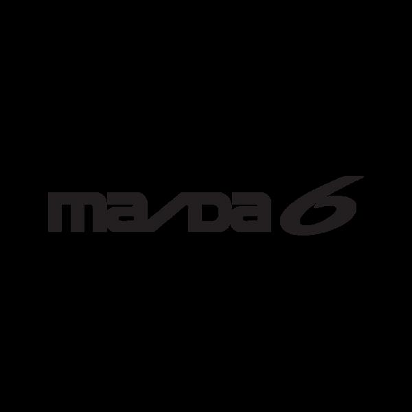 Стикер за кола - Mazda 6