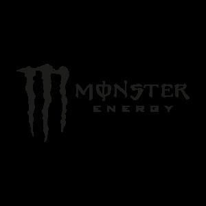 Стикер за кола Monster Energy