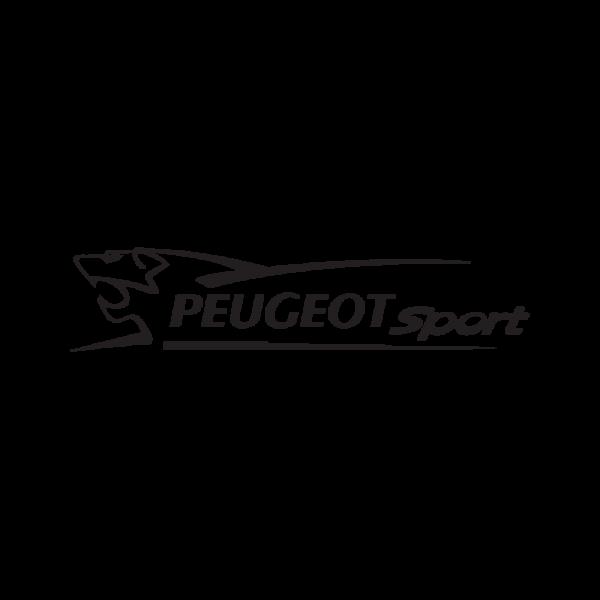 Стикер за кола - Peugeot Sport
