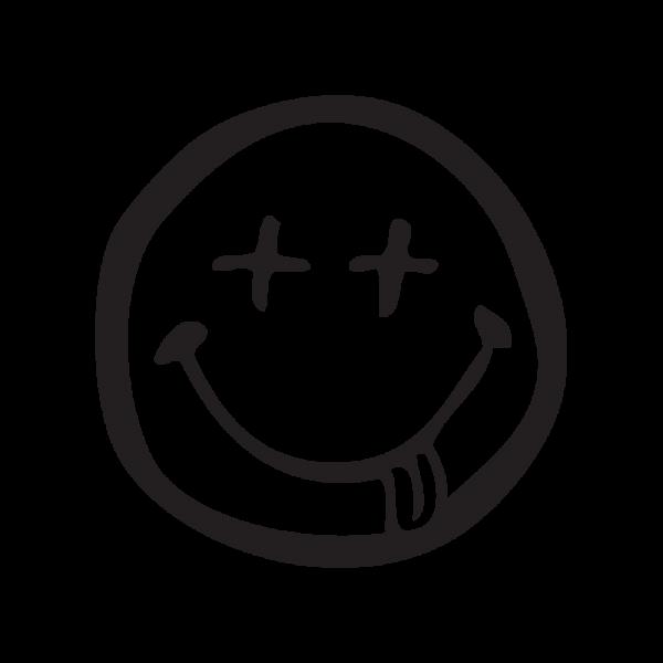 Стикер за кола - Емотиконка 02