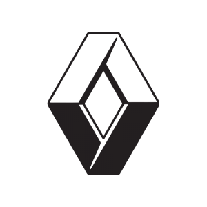 Стикер за кола - Renault Logo