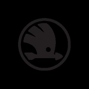 Стикер за кола Skoda Лого