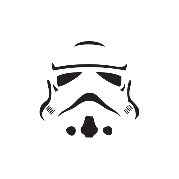 Стикер за кола - Star Wars 03