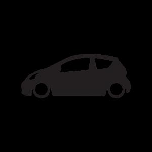 Стикер за кола Toyota Aygo