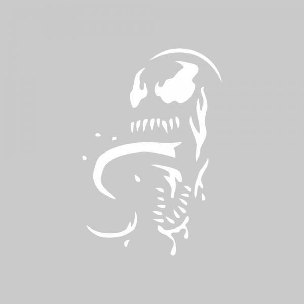 Стикер за кола - Venom