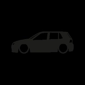 Стикер за кола VW Golf 4