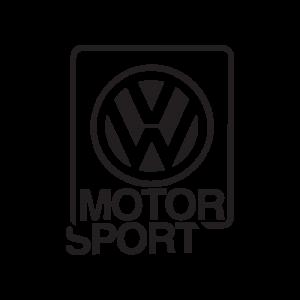 Стикер за кола VW Motor Sport