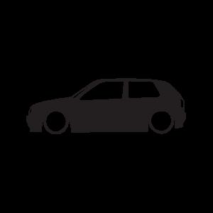 Стикер за кола VW Golf 3
