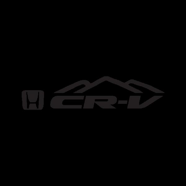 Стикер за кола - Honda CR-V