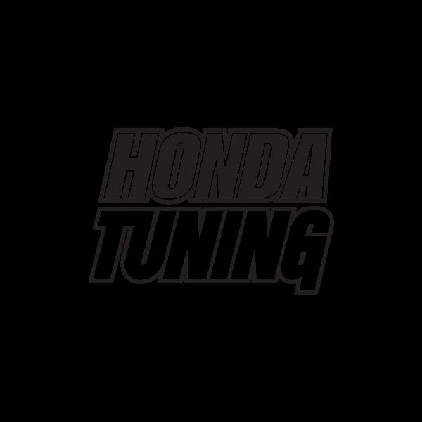 Стикер за кола - Honda Tuning