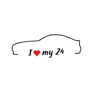 I love my BMW Z4 Coupe