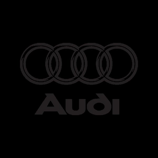 Стикер за кола Audi Лого 01