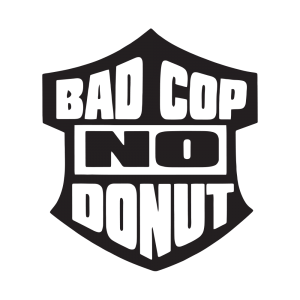 Стикер за кола Bad cop no Donut