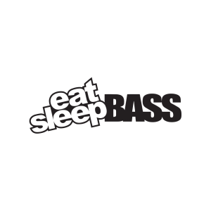 Стикер за кола Eat Sleep Bass