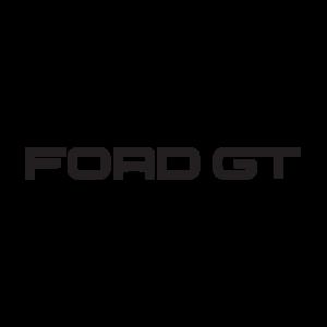 Стикер за кола Ford GT