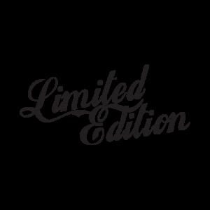 Стикер за кола Limited edition