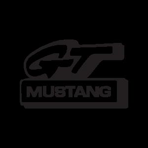 Стикер за кола Ford Mustang GT