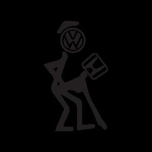 Стикер за кола VW 03