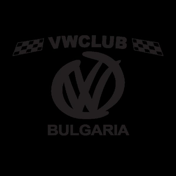 Стикер за кола - VW CLUB Bulgaria