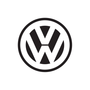 Стикер за кола VW Лого