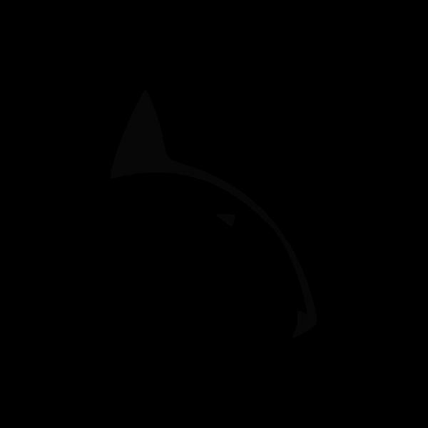 Стикер за кола - Бултериер 02