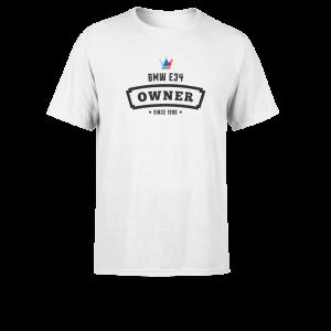 Тениска BMW Owner - За мъже