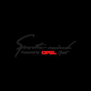Стикер за кола - Sport Mind powered by Opel Sport
